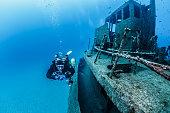 Wreck ROZI in Malta