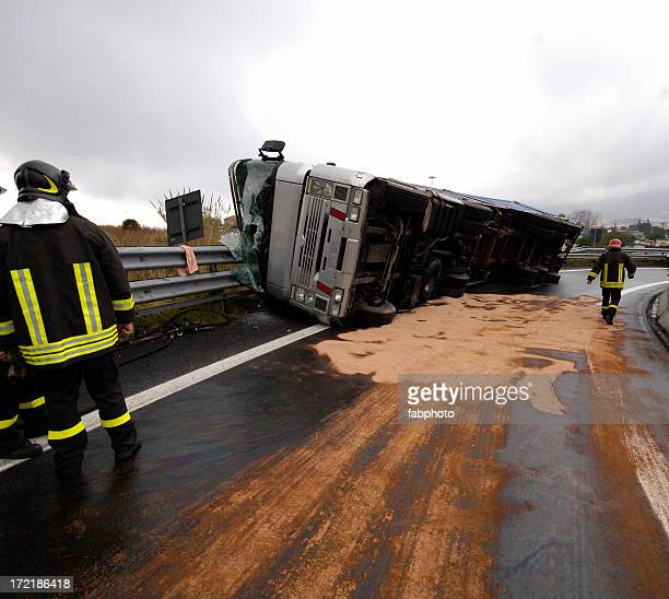 Camion accident