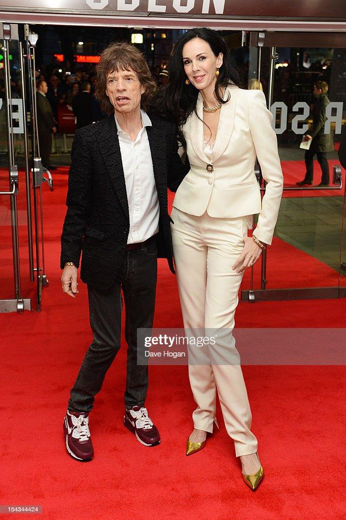 56th BFI London Film Festival: Crossfire Hurricane - Inside Arrivals
