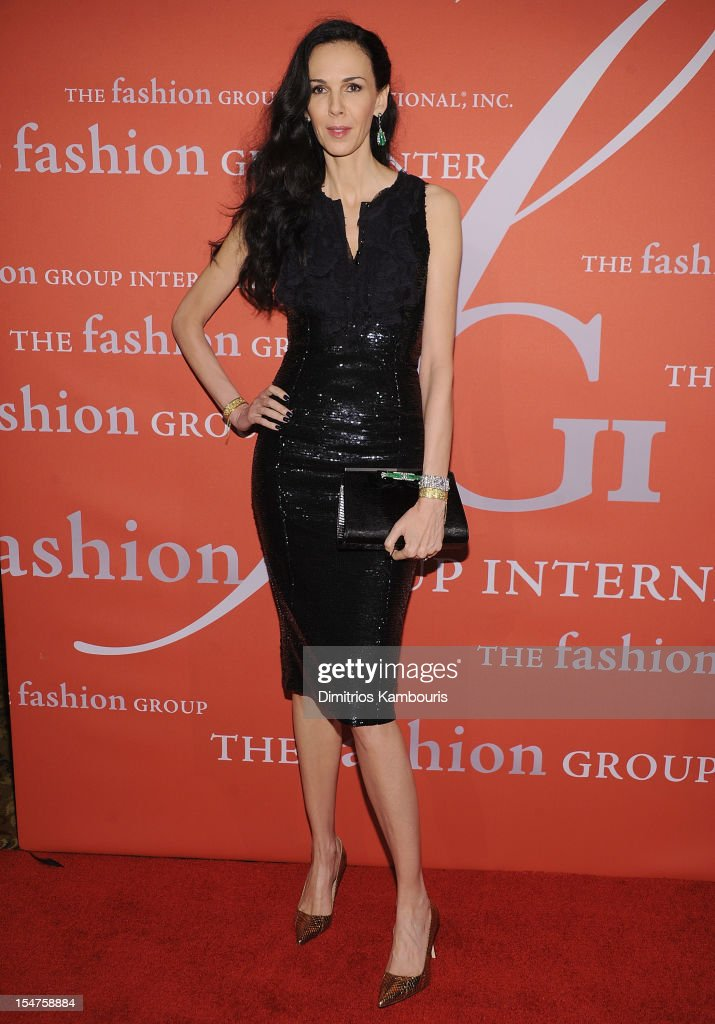 <a gi-track='captionPersonalityLinkClicked' href=/galleries/search?phrase=L%27Wren+Scott+-+Fashion+Designer&family=editorial&specificpeople=566708 ng-click='$event.stopPropagation()'>L'Wren Scott</a> attends the 29th Annual Fashion Group International Night Of Stars at Cipriani Wall Street on October 25, 2012 in New York City.