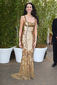 Wren Scott attends the annual Serpentine Gallery summer party at The Serpentine Gallery on June 26 2013 in London England