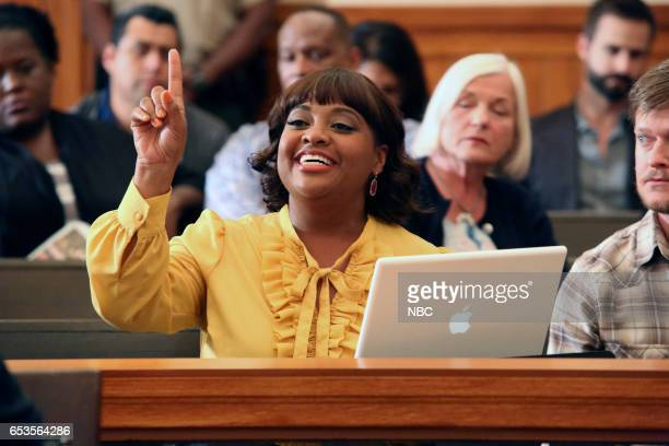 TRIAL ERROR 'A Wrench in the Case' Episode 102 Pictured Sherri Shepherd as Anne