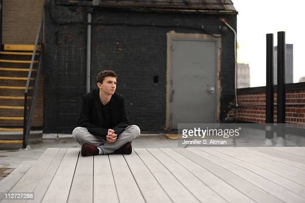 Wrestler and Actor Alex Shaffer is photographed for Los Angeles Times on March 16 2011 in New York City Published Image