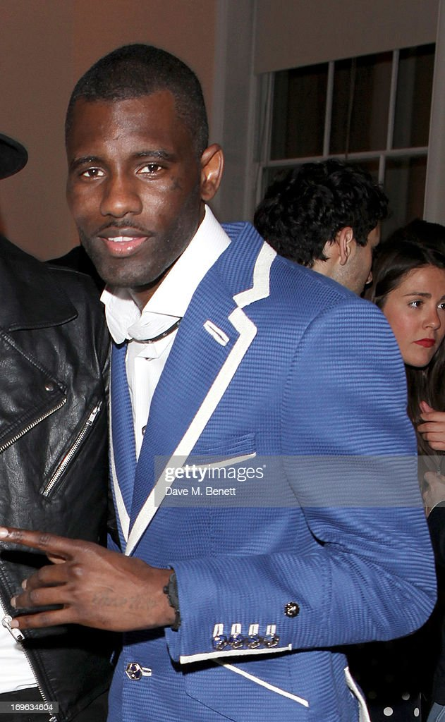 Wretch 32 attends the Esquire Summer Party in association with Stella Artois at Somerset House on May 29, 2013 in London, England.