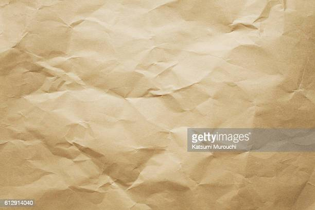 Wrinkle paper texture background
