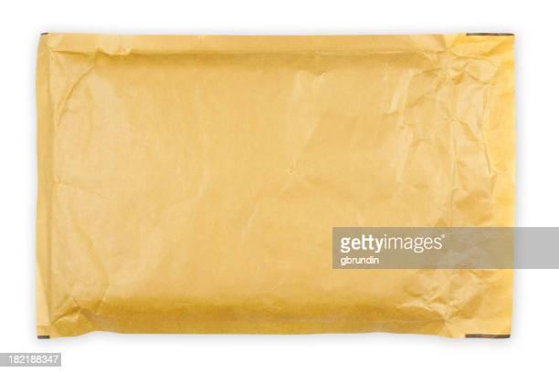 Wrinkled envelope
