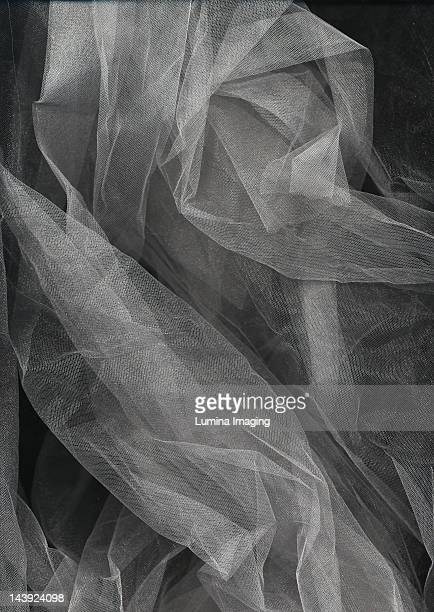 Wrinkled Mesh Fabric