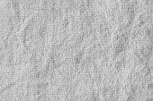 wrinkled, natural linen texture background