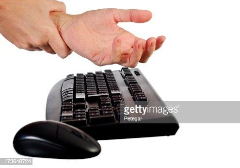 Wrist Pain and Keyboard
