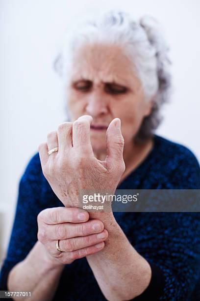 Handgelenk Schmerzen