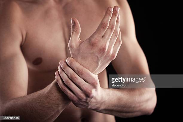 Dor no pulso