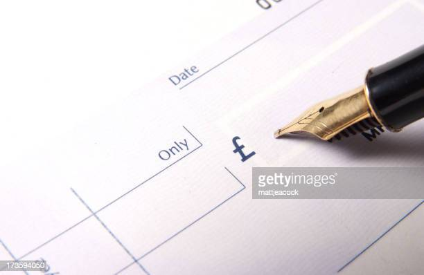 Write a cheque