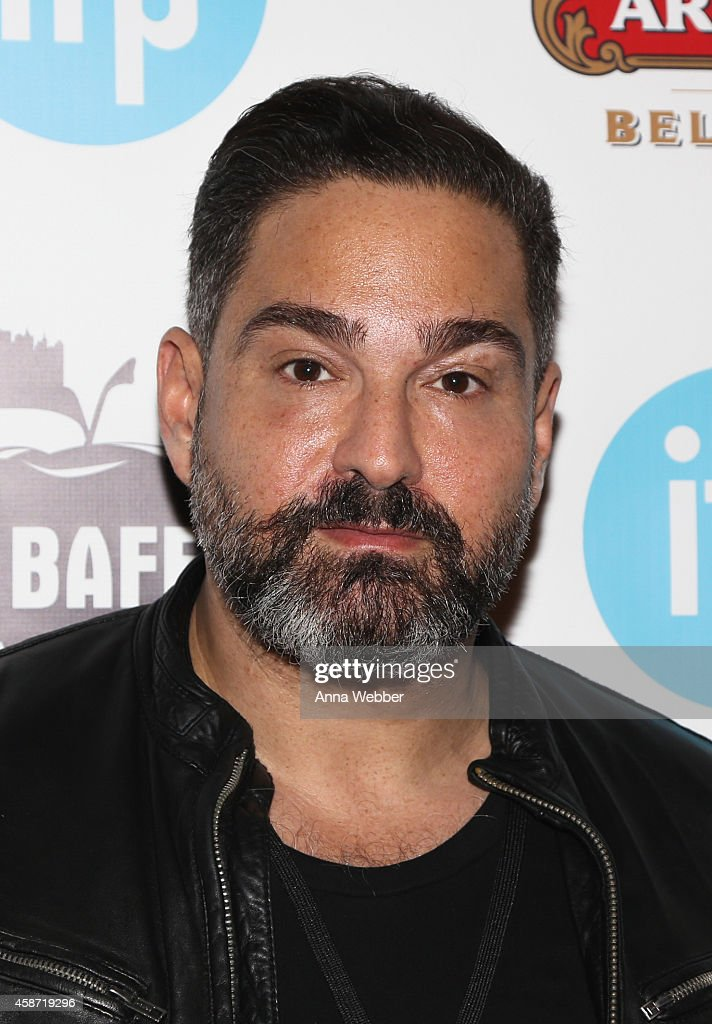 Writer Actor and Director George Pogatsia arrives to George Pogatsia's 'Family On Board' Screening At The Big Apple Film Festival at Tribeca Cinemas...