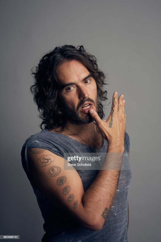 Russell Brand, Self assignment, September 5, 2017
