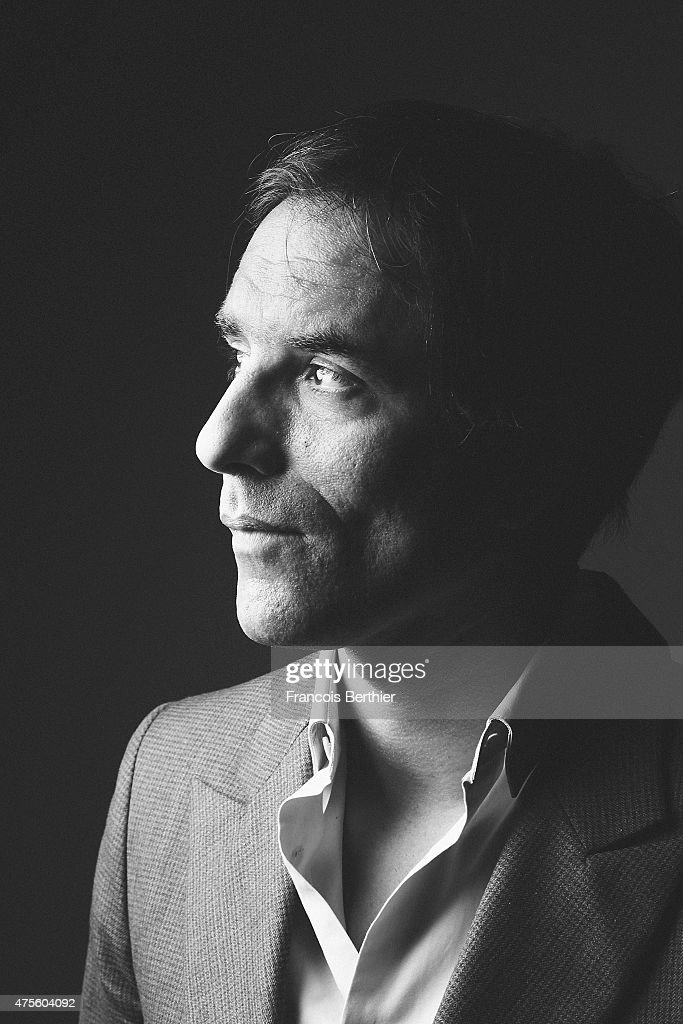 Writer, actor, scenarist and director Samuel Benchetrit is photographed on May 17, 2015 in Cannes, France.