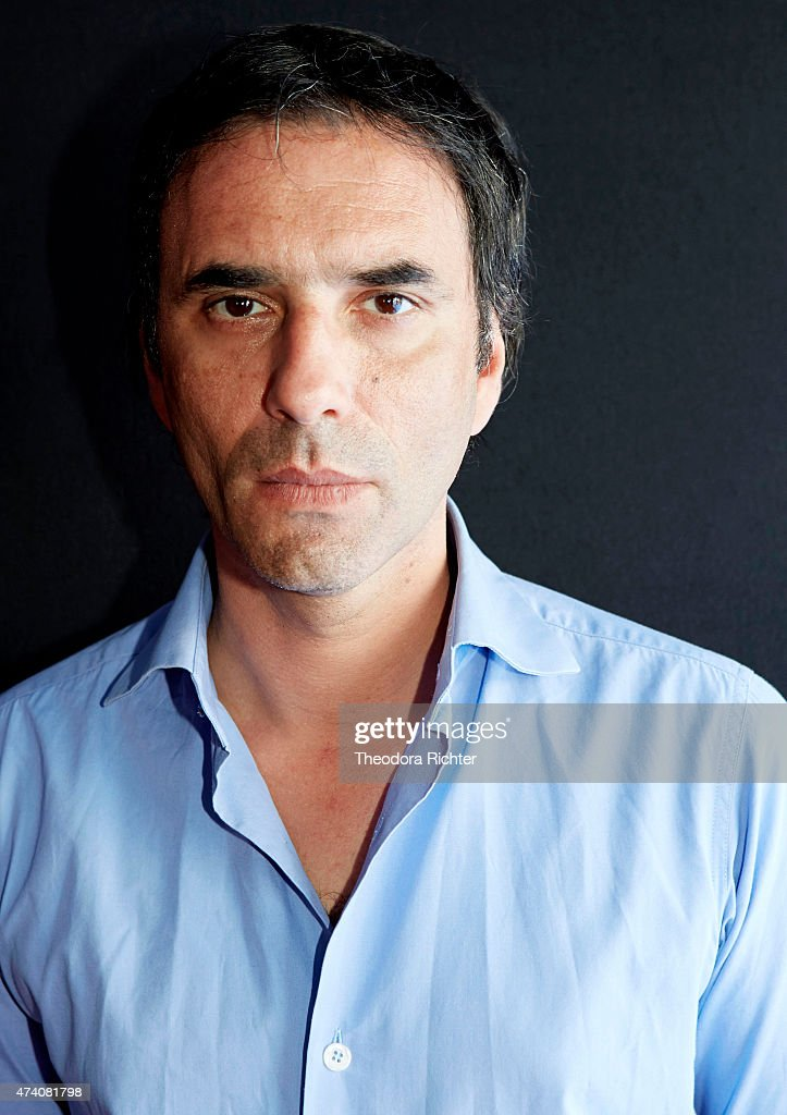Writer, actor, scenarist and film director Samuel Benchetrit is photographed on May 17, 2015 in Cannes, France.