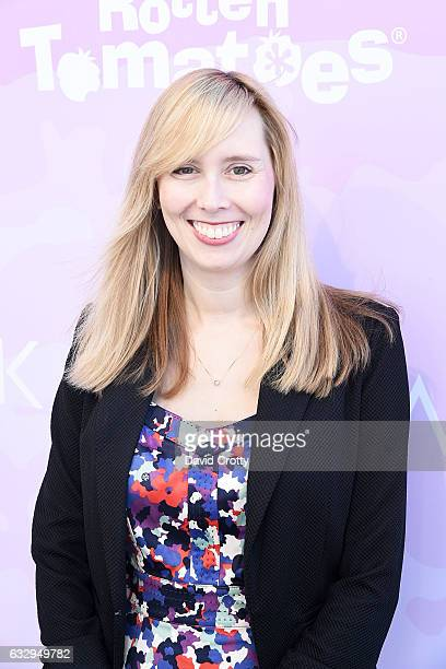 Writer Allison Schroeder arrives at Variety's Celebratory Brunch Event For Awards Nominees Benefiting Motion Picture Television Fund at Cecconi's on...