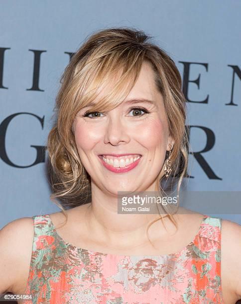 Writer Allison Schroeder attends the 'Hidden Figures' New York special screening on December 10 2016 in New York City