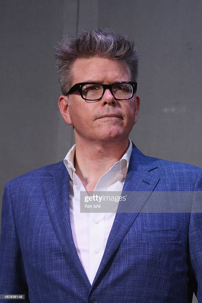 Writer and director Christopher McQuarrie attends the Japan Premiere of 'Mission: Impossible - Rogue Nation' at the Toho Cinemas Shinjyuku on August 3, 2015 in Tokyo, Japan.