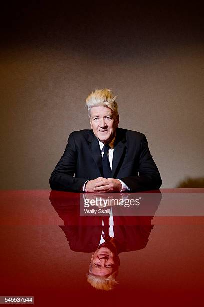 Writer and director David Lynch is photographed for Los Angeles Times on May 25 2016 in Los Angeles California PUBLISHED IMAGE CREDIT MUST READ Wally...
