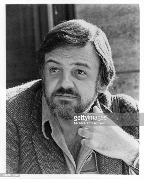 Writer and Director George A Romero circa 1980