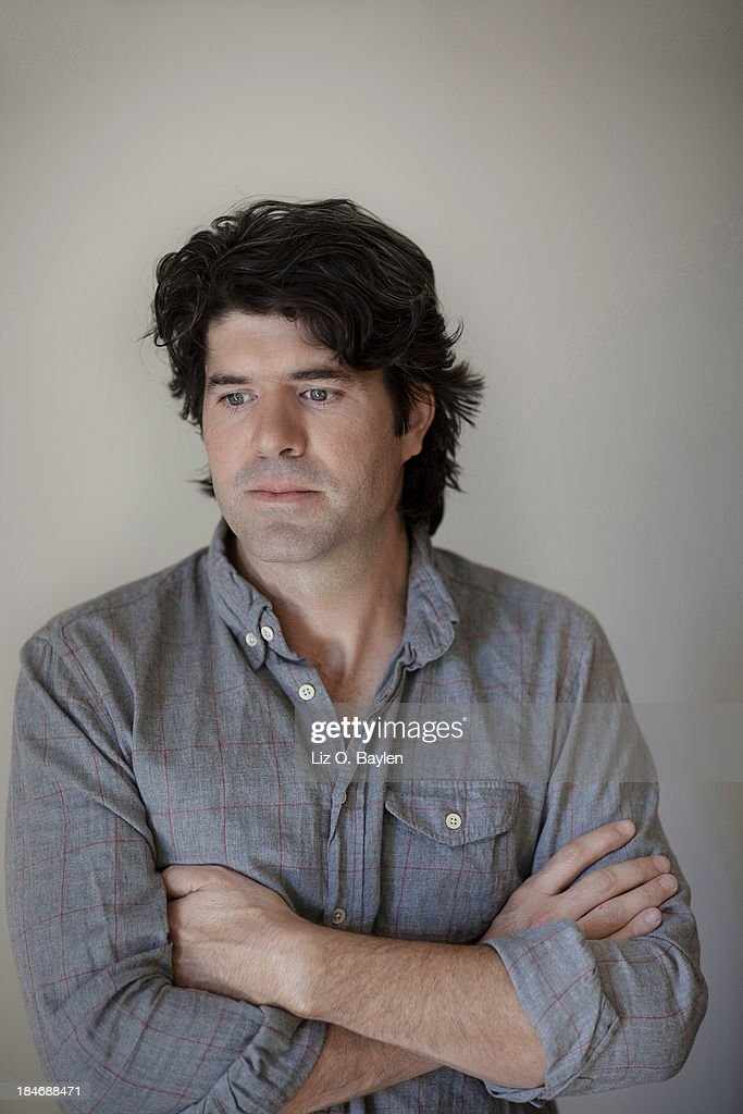 Writer and director J.C. Chandor is photographed for Los Angeles Times on October 6, 2013 in Beverly Hills, California. PUBLISHED IMAGE.