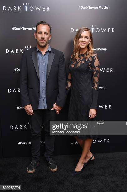 Writer and director Nikolaj Arcel attends 'The Dark Tower' New York Premiere on July 31 2017 in New York City