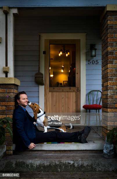 Writer and director Noah Hawley is photographed for GQ Magazine on September 26 2016 in Austin Texas PUBLISHED IMAGE