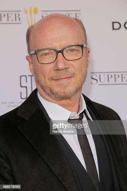 Writer and Director Paul Haggis attends the Supper Suite By STK during the 2014 Tribeca Film Festival at STK on April 24 2014 in New York City