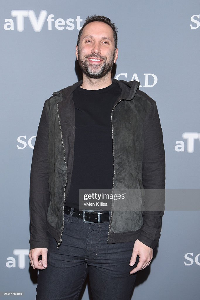 Writer and Executive Producer Adam Targum attends the 'Banshee' event during aTVfest 2016 presented by SCAD on February 6, 2016 in Atlanta, Georgia.