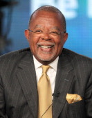 Writer and Executive Producer Henry Louis Gates Jr speaks during the 'Finding Your Roots with Henry Louis Gates Jr' panel during the PBS portion of...