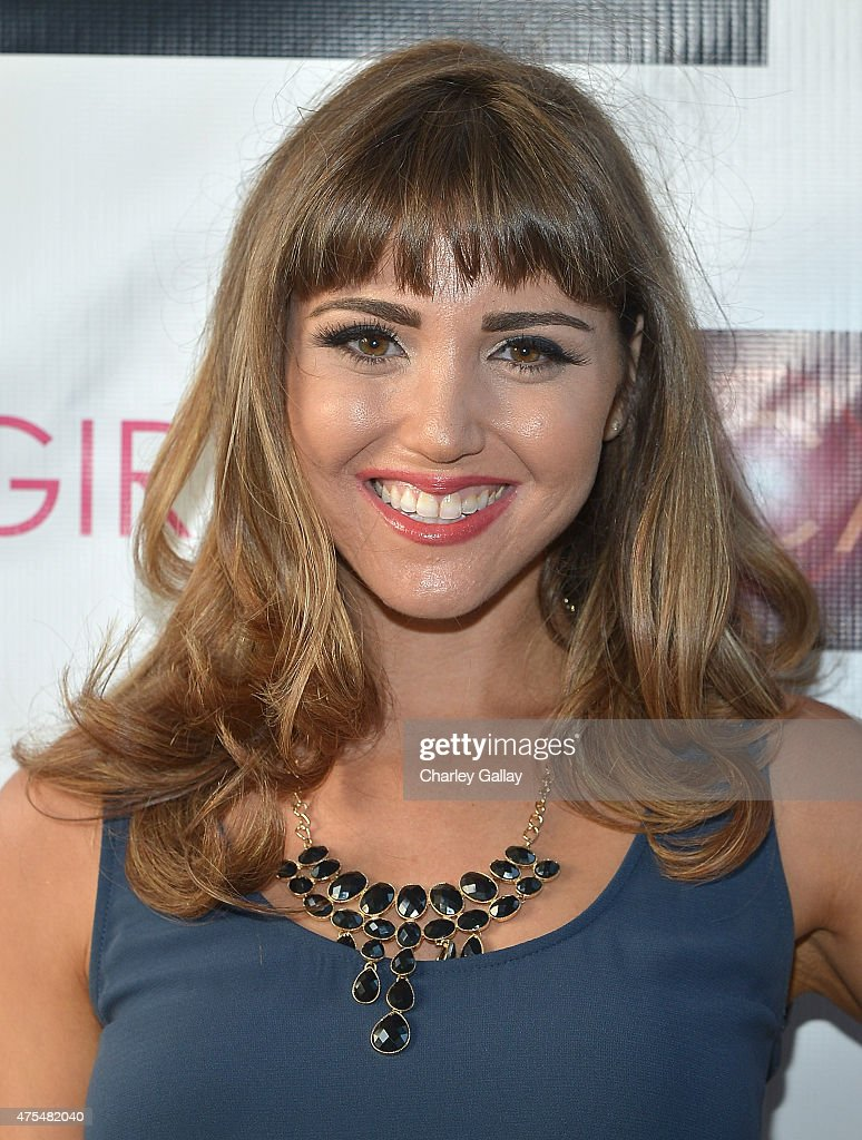Writer and executive producer Joelle Garfinkel attends the screening party for the new original web series, 'CAM GIRLS' at United Talent Agency on May 31, 2015 in Beverly Hills, California.