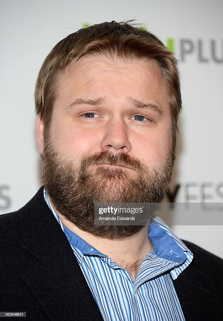 Writer and executive producer Robert Kirkman arrives at the 30th Annual PaleyFest: The William S. Paley Television Festival featuring 'The Walking Dead' at Saban Theatre on March 1, 2013 in Beverly Hills, California.