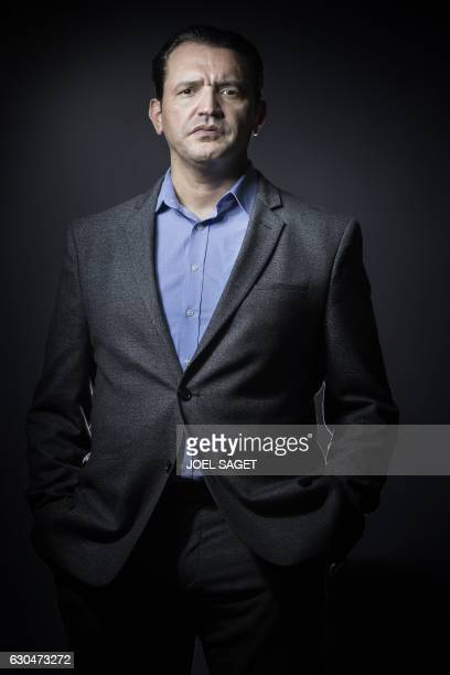 Writer and former member of the Muslim Brotherhood Farid Abdelkrim author of 'Pourquoi jai cessé dêtre islamiste' 'Why I Stopped Being an Islamist'...