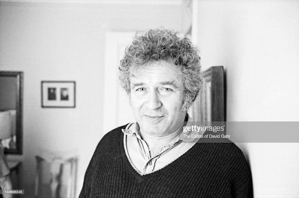 Writer and journalist Norman Mailer poses for a portrait at home on March 15, 1971 in Brooklyn, New York City, New York.
