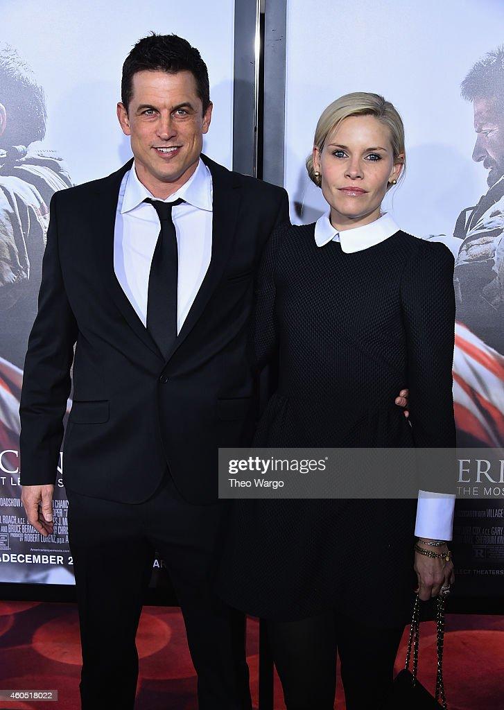 """American Sniper"" New York Premiere - Inside Arrivals"