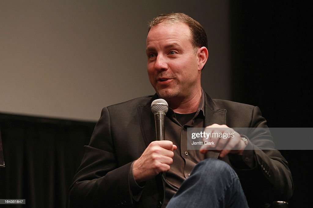 Writer and Producer Kirk De Micco attends 'The Croods' screening at The Film Society of Lincoln Center, Walter Reade Theatre on March 13, 2013 in New York City.