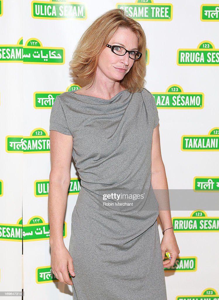 Writer Ann Lembeck Leary attends 11th Annual Sesame Street Workshop Benefit Gala at Cipriani 42nd Street on May 29, 2013 in New York City.