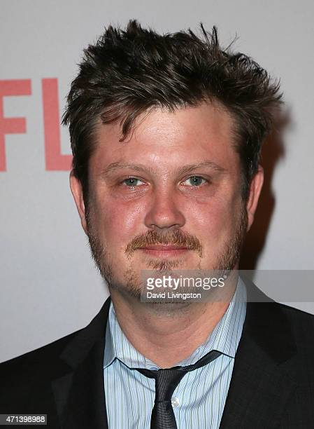 Writer Beau Willimon attends Netflix's 'House of Cards' QA screening event at the Samuel Goldwyn Theater on April 27 2015 in Beverly Hills California
