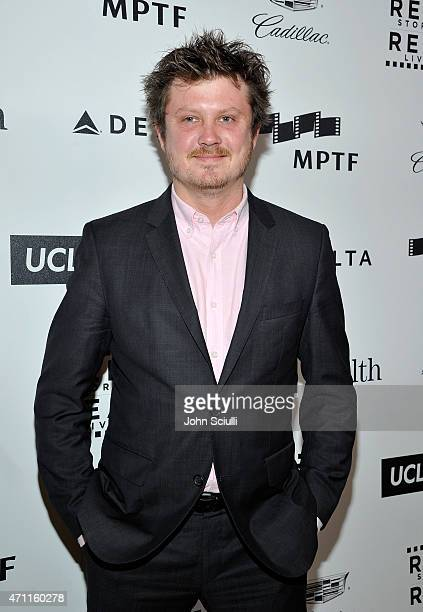 Writer Beau Willimon attends the 4th Annual 'Reel Stories Real Lives' benefiting the Motion Picture Television Fund at Milk Studios on April 25 2015...