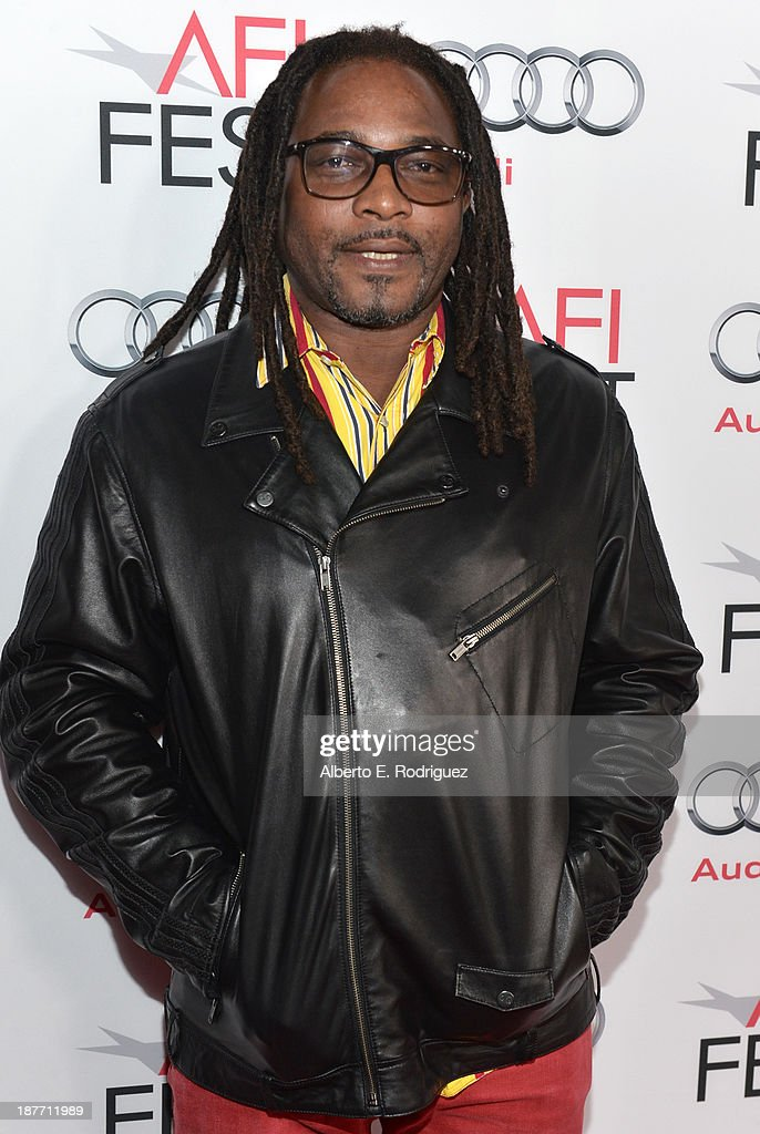 Writer Biyi Bandele attends the screening of 'Half Of A Yellow Sun' And 'Juvenile Offendor' during AFI FEST 2013 presented by Audi at TCL Chinese Theatre on November 11, 2013 in Hollywood, California.