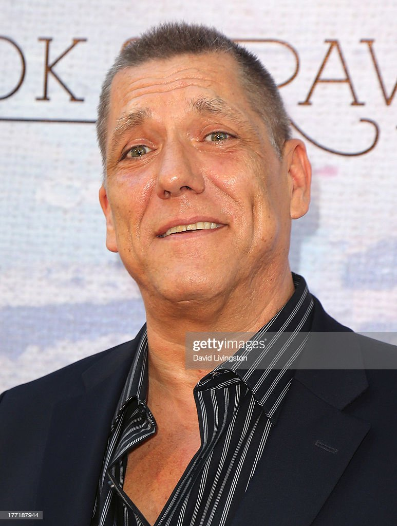 Writer Bob Layton attends the opening night of Billy Zane's 'Seize The Day Bed' solo art exhibition at G+ Gulla Jonsdottir Design on August 21, 2013 in Los Angeles, California.