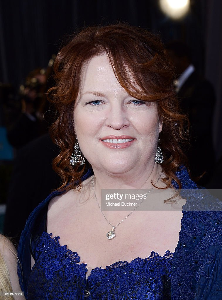 Writer <a gi-track='captionPersonalityLinkClicked' href=/galleries/search?phrase=Brenda+Chapman&family=editorial&specificpeople=5707596 ng-click='$event.stopPropagation()'>Brenda Chapman</a> arrives at the Oscars at Hollywood & Highland Center on February 24, 2013 in Hollywood, California.