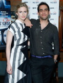 Writer Brit Marling and Director/Writer Zal Batmanglij attend 'The East' Brooklyn Screening at The Nitehawk Cinema on May 21 2013 in the Brooklyn...