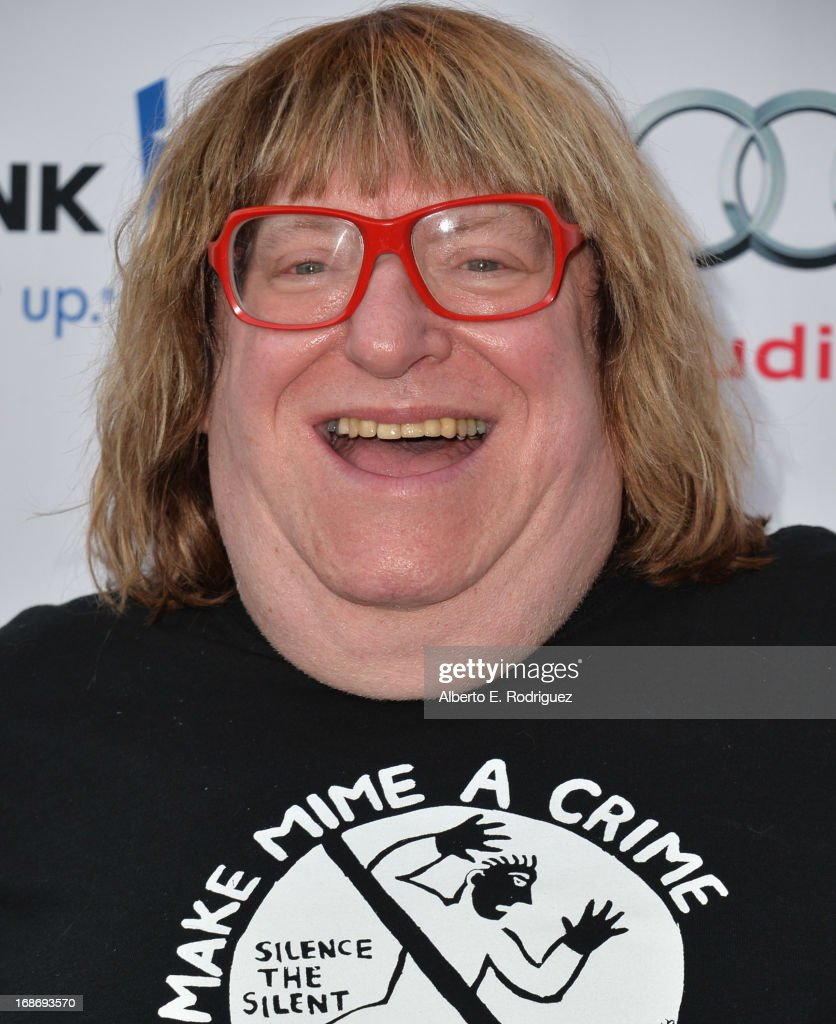 Writer <a gi-track='captionPersonalityLinkClicked' href=/galleries/search?phrase=Bruce+Vilanch&family=editorial&specificpeople=228694 ng-click='$event.stopPropagation()'>Bruce Vilanch</a> arrives to The Geffen Playhouse's Annual 'Backstage at the Geffen' Gala at Geffen Playhouse on May 13, 2013 in Los Angeles, California.