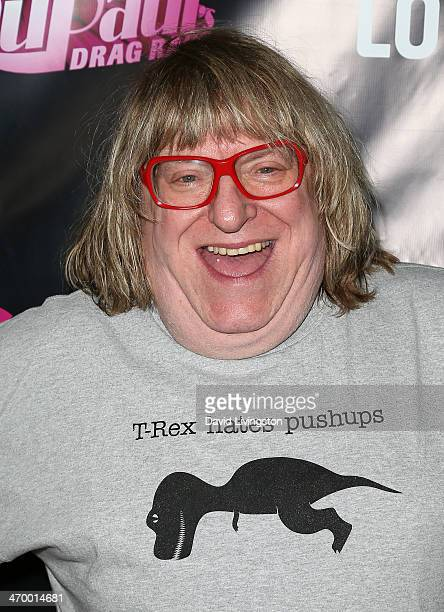 Writer Bruce Vilanch attends the 'RuPaul's Drag Race' Season 6 premiere party at The Roosevelt Hotel on February 17 2014 in Hollywood California