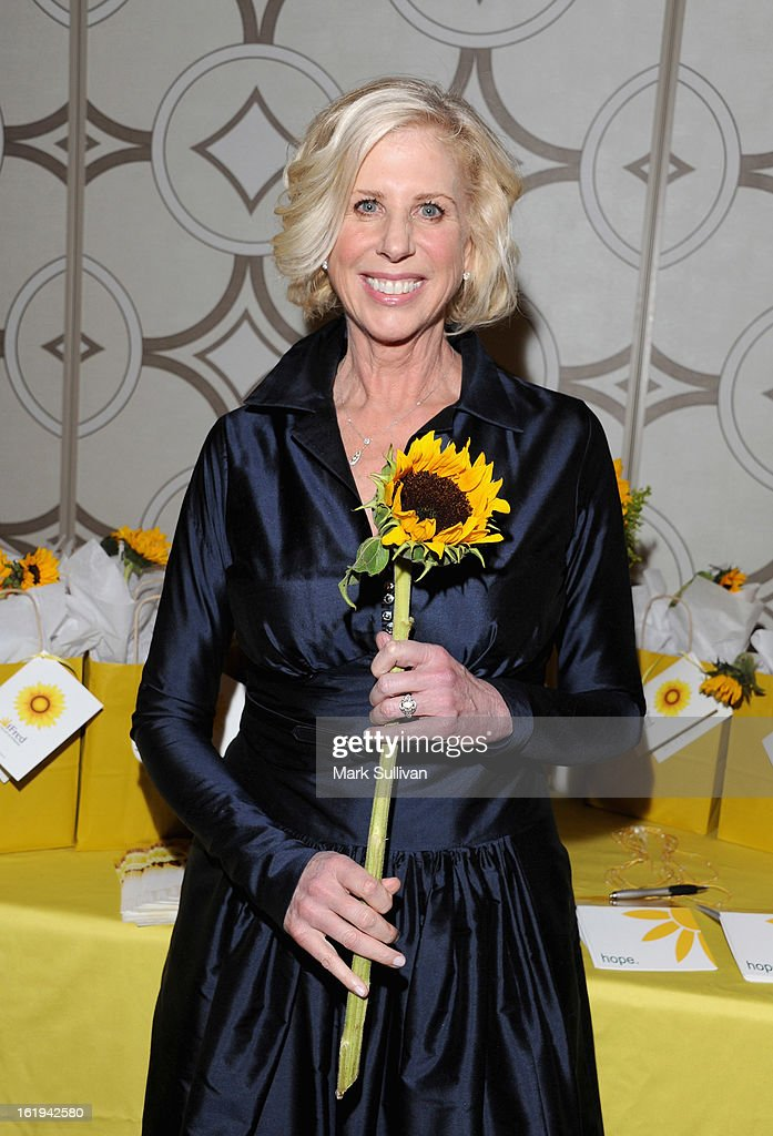 Writer Callie Khouri in the 2013 Writers Guild Awards Backstage Creations Celebrity Retreat on February 17, 2013 in Los Angeles, California.