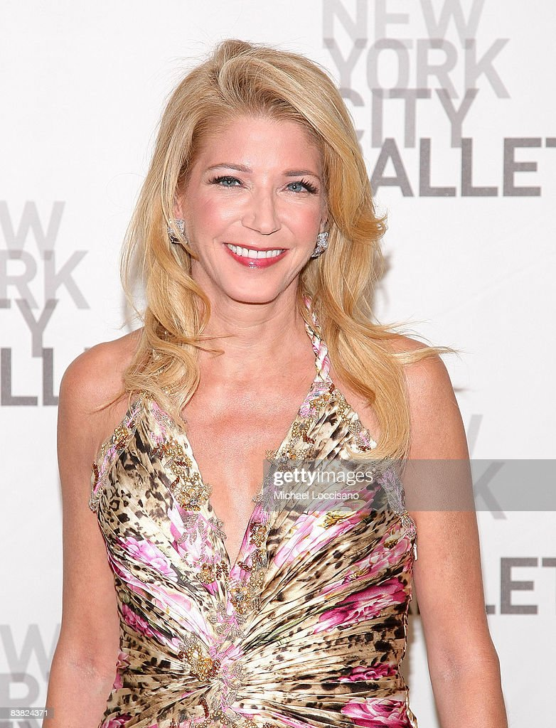 Candace Bushnell New York City Ballets Opening Night Celebration Photos And Images