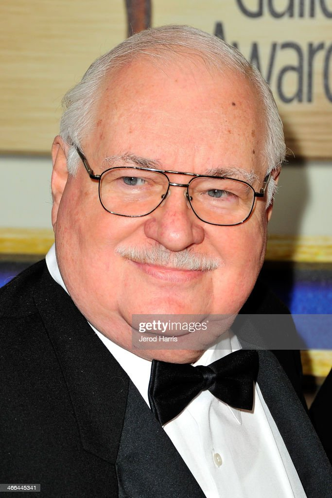 Writer Carl Gottlieb arrives at the 2014 Writers Guild Awards L.A. Ceremony at JW Marriott Los Angeles at L.A. LIVE on February 1, 2014 in Los Angeles, California.