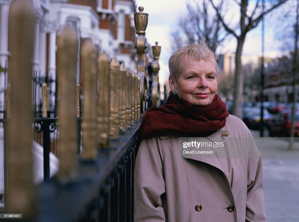 Writer Carol Shields at home in London on February 16, 2000. Shields, who died on July 27, 2003, wrote novels and poetry which included - 'Dropped Threads', 'Dressing Up For The Carnival', 'Anniversary', 'Various Miracles', 'Happenstance', 'The Box Garden', 'Small Ceremonies', 'Susanna Moodie: Voice and Vision', and 'Intersect'.